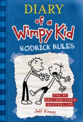 Rodrick Rules (Diary of a Wimpy Kid, #2) Pdf Book
