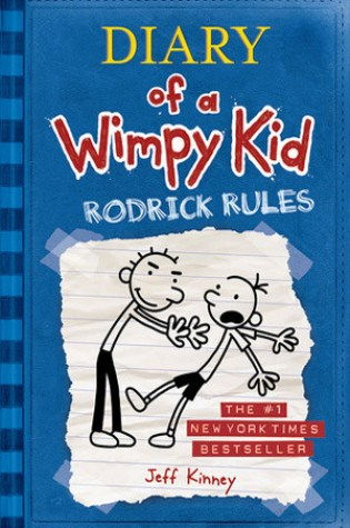 Rodrick Rules (Diary of a Wimpy Kid, #2) Book Pdf ePub