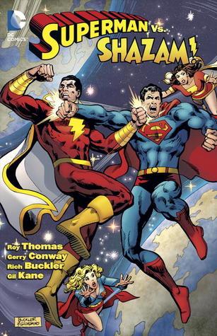 Superman Vs. Shazam!