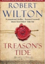 Treason's Tide  (Archives of the Comptrollerate-General for Scrutiny and Survey, #1) Pdf Book