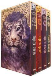 Tiger's Curse Collector's Boxed Set (Tiger Saga, #1-4) Pdf Book
