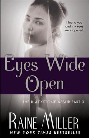 Eyes Wide Open (The Blackstone Affair, #3)