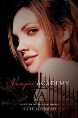 Vampire Academy Best YA Books to Beat Reading Slump
