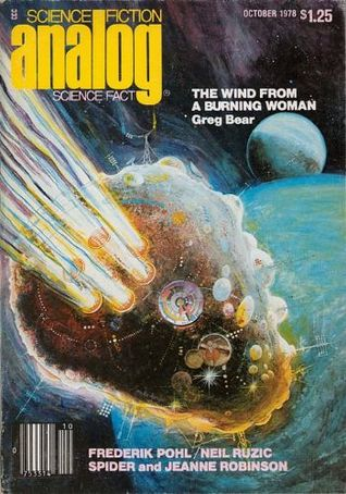 Analog Science Fiction and Fact, October 1978