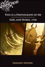 This Is a Photograph of Me: Girl and Horse, 1928