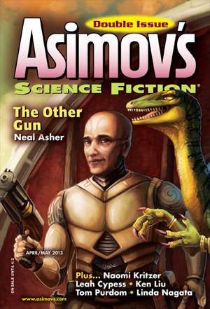 Asimov's Science Fiction, April/May 2013