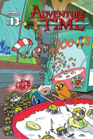Adventure Time with Finn & Jake (Issue #13)