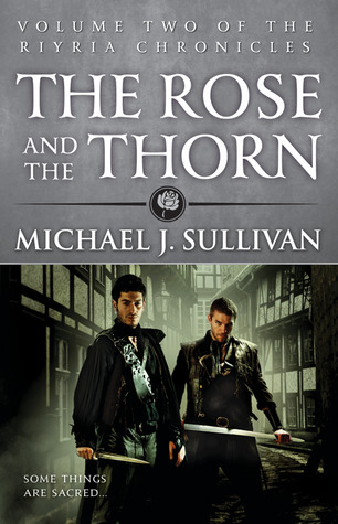 Image result for the rose and the thorn michael j sullivan