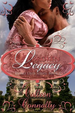 Broken Legacy (Secret Lives, #2)