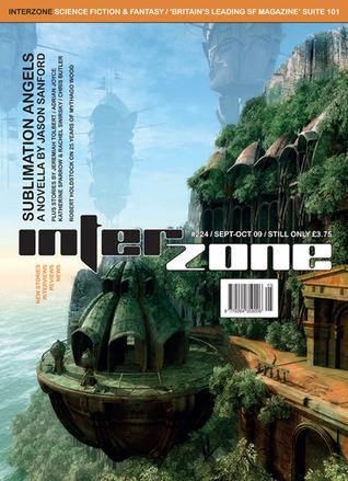 Interzone 224, September-October 2009 (Interzone, #224)