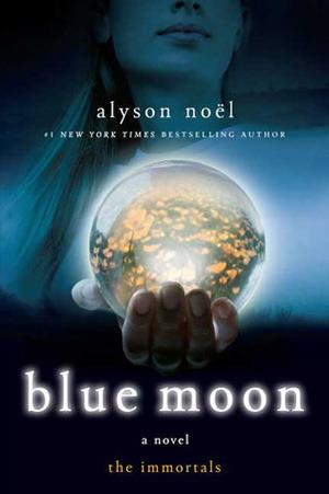 Blue Moon (The Immortals, #2)
