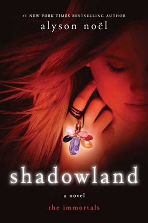 Shadowland (The Immortals, #3)