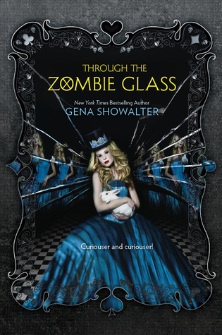 Through the Zombie Glass Book Cover