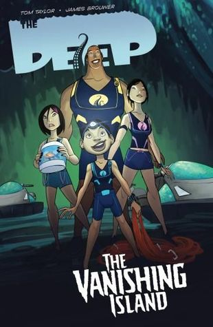 The Deep: The Vanishing Island