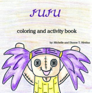 Juju Coloring and Activity Book
