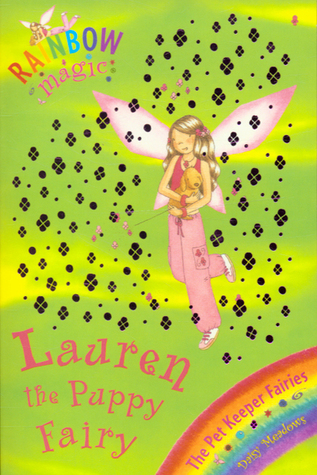 Lauren the Puppy Fairy (Rainbow Magic: Pet Keeper Fairies, #4)