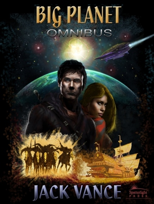 Big Planet Omnibus (Big Planet, #all)