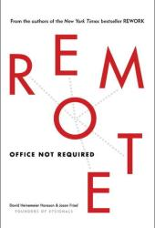 Remote: Office Not Required Book