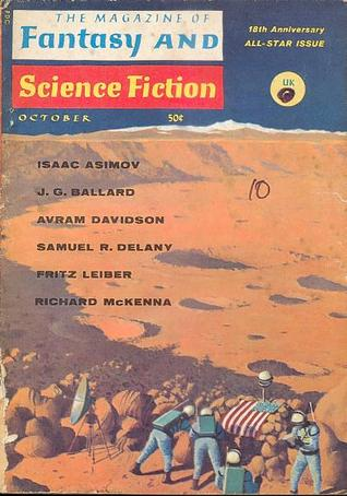 The Magazine of Fantasy and Science Fiction, October 1967 (The Magazine of Fantasy & Science Fiction, #197)
