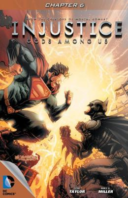 Injustice: Gods Among Us (Digital Edition) #6