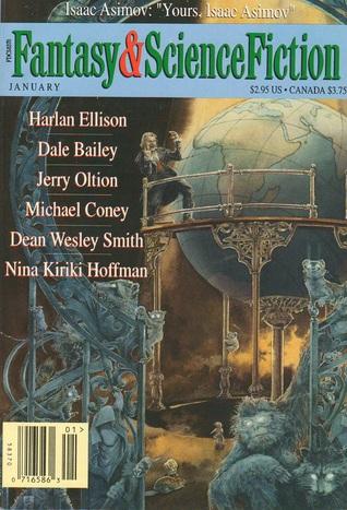 Fantasy & Science Fiction, January 1996 (The Magazine of Fantasy & Science Fiction, #536)