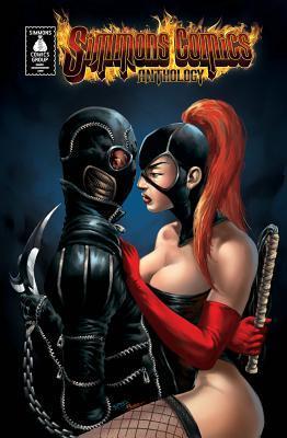 Simmons Comics Anthology Volume 2