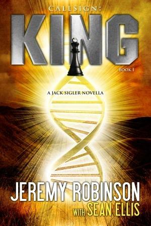 Callsign: King (Jack Sigler) (Chess Team, #1)