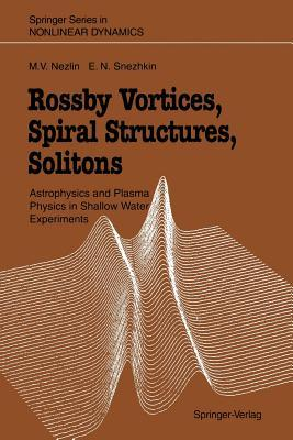 Rossby Vortices, Spiral Structures, Solitons: Astrophysics and Plasma Physics in Shallow Water Experiments