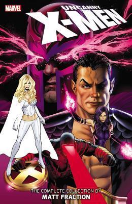 Uncanny X-Men: The Complete Collection by Matt Fraction, Vol. 2