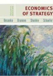 Economics of Strategy Pdf Book