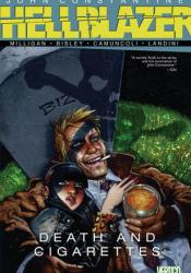 John Constantine, Hellblazer: Death and Cigarettes Book by Peter Milligan