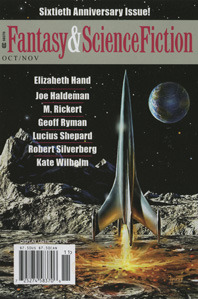 The Magazine of Fantasy and Science Fiction, October/November 2009 (The Magazine of Fantasy & Science Fiction, #685)