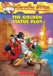 The Golden Statue Plot (Geronimo Stilton, #55) Pdf Book