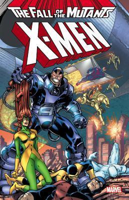 X-Men: Fall of the Mutants, Vol. 2