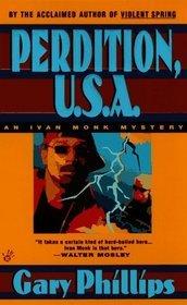 Perdition, U.S.A. (Ivan Monk, #2)