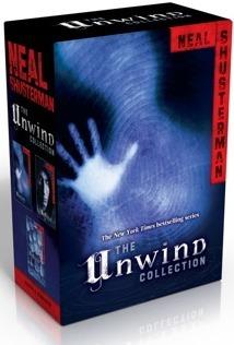 The Unwind Collection (Unwind, #1-3)