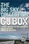 The Big Sky Collection: Three Weeks to Say Goodbye / Blue Heaven / Back of Beyond