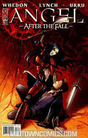 Angel: After the Fall (Issue #3)