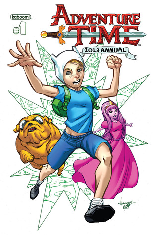 Adventure Time 2013 Annual (Issue #1)