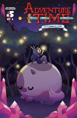 Adventure Time With Fionna and Cake #5