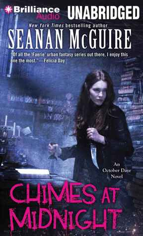 Chimes at Midnight (October Daye #7)
