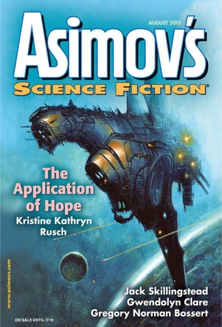 Asimov's Science Fiction, August 2013