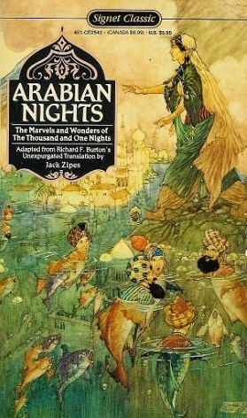 Arabian Nights The Marvels And Wonders Of The Thousand