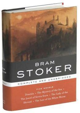 Bram Stoker, Five Novels