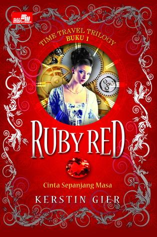 Ruby Red - Cinta Sepanjang Masa (Time Traveler Trilogy Buku 1)