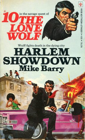 Harlem Showdown (Lone Wolf, #10)