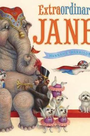 Extraordinary Jane PDF Book by Hannah E. Harrison PDF ePub