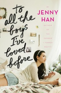 Image result for jenny han to all the boys i've loved before