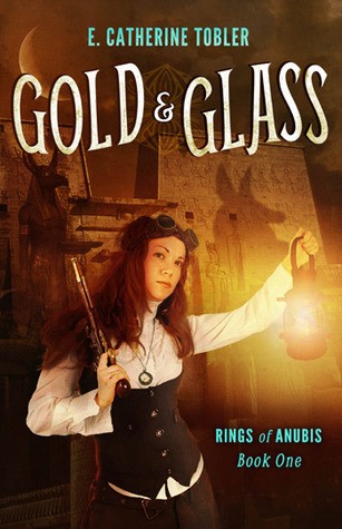 Gold & Glass (A Folley & Mallory Adventure, #1A)