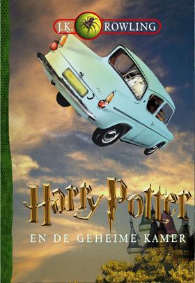 Harry Potter en de Geheime Kamer (Harry Potter #2)